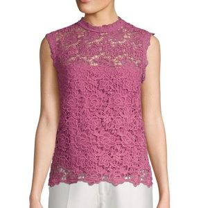 NWT Nanette Lepore lace top